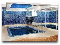 отель Вилла Неаполь: Закрытый бассейн