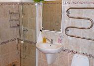 отель Villa Saulute: Ванная комната апартаменты No.1
