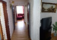 отель Villa Saulute: Коридор апартаменты No.1