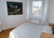 отель Villa Saulute: Спальня 2 апартаменты No.2