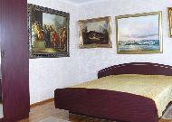 отель Villa Saulute: Спальня апартаменты No.3jpg