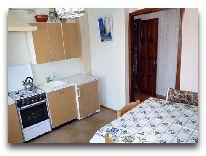 отель Villa Saulute: Кухня апартаменты No.1