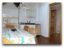 отель Villa Saulute: Кухня апартаменты No.2