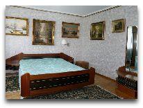 отель Villa Saulute: Спальня No.2 в апартаментах No.1