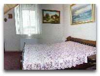 отель Villa Saulute: Спальня апартаменты No.2