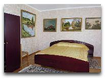 отель Villa Saulute: Спальня в апартаментах No.1
