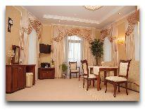 отель Вилла Венеция: Номер Люкс