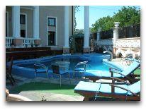 отель Вилла Венеция: Открытый бассейн