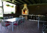 отель Villa Victoria: Барбекю