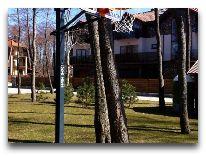 отель Villa Victoria: Баскетбол