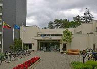 отель SPA Vilnius Druskininkai: Вход в отель