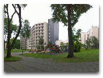 отель SPA Vilnius Druskininkai: Детская площадка