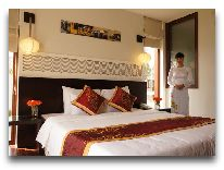 отель Vinh Hung Emerald Resort Hotel: Emerald river view room