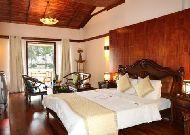 отель Vinh Hung Riverside Resort & Spa Hotel: Deluxe River view room