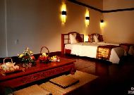 отель Vinh Hung Riverside Resort & Spa Hotel: Deluxexe river view room