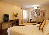 отель Vinh Hung Riverside Resort & Spa Hotel: Superior Garden view room