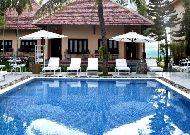 отель Vinh Hung Riverside Resort & Spa Hotel: Бассейн