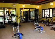отель Vinh Hung Riverside Resort & Spa Hotel: Фитнес-центр