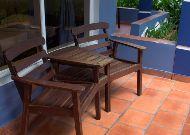 отель Vinh Suong Seaside Resort: Ocean View Biulding - Терраса