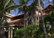 отель Vinh Suong Seaside Resort: Центральный вход