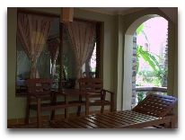 отель Vinh Suong Seaside Resort: Family Room - терраса
