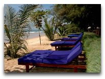отель Vinh Suong Seaside Resort: На пляже