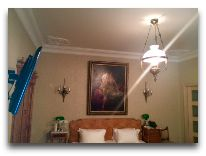 отель Vinotel: Номер люкс
