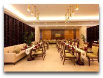 отель Vinpearl Luxury Da Nang: Ресторан Gourmet