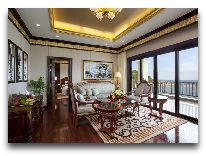 отель Vinpearl Luxury Nha Trang Resort: Presidential suite room