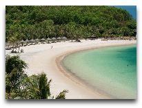 отель Vinpearl Luxury Nha Trang Resort: Пляж
