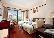 отель Vinpearl Resort & Spa: Deluxe ocean view room