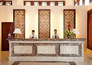 отель Vinpearl Resort & Spa: Reception