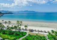 отель Vinpearl Resort & Spa: Пляж