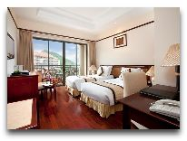отель Vinpearl Resort & Spa: Deluxe ocean view room