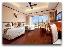 отель Vinpearl Resort & Spa: Grand deluxe ocean view room