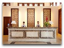 отель Vinpearl Resort & Spa: Reception