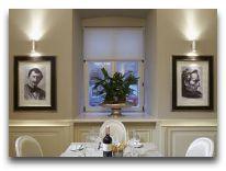 отель Vintage Boutique: В ресторане