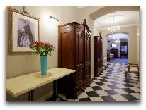 отель Vintage Boutique: Коридор отеля