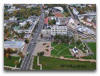 отель Туристско-гостиничный комплекс Витебск Отель: Вид сверху
