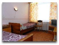 отель Туристско-гостиничный комплекс Витебск Отель: Двухместный номер эконом