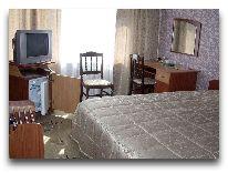 отель Туристско-гостиничный комплекс Витебск Отель: Одноместный номер с King Size
