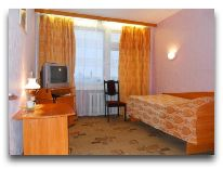 отель Туристско-гостиничный комплекс Витебск Отель: Одноместный эконом номер