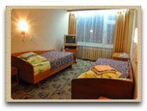 отель Туристско-гостиничный комплекс Витебск Отель: Семейный номер