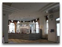 отель Туристско-гостиничный комплекс Витебск Отель: Ресепшн