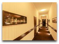 отель Viva: Коридор отеля