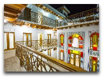 отель Volida Ноtel: второй этаж отеля