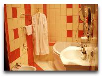 отель Волна: Ванна номера Studio