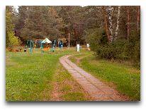 отель Высокий Берег: Детская площадка