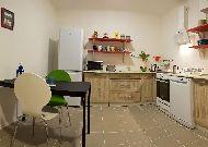 отель Warsaw Downtown Hostel: Кухня
