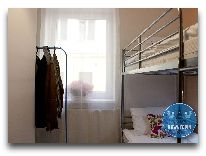 отель Warsaw Downtown Hostel: Двухместный номер